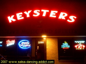 Keysters Sign