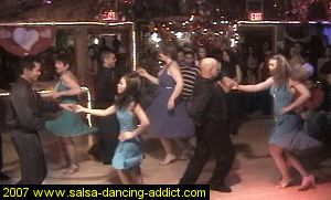 Intermediate Salsa Performance Group