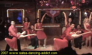 Intermediate Salsa Performance Group 2