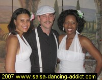 Salsa Styling Mike and Women