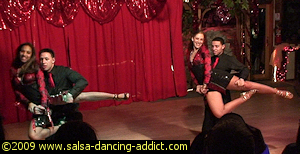 Atrium Dance Studio 8th Anniversary Latin Party