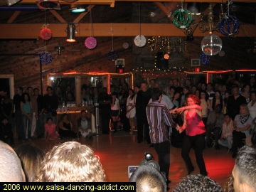 Atrium Dance Studio West Coast Swing Performance 3