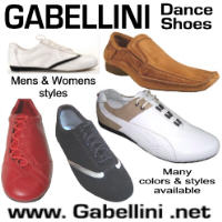 Gabellini Dance Shoes