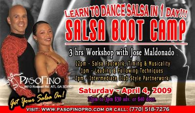 Jose Maldonado Of Pasofino Latin Dance Studio Sandy