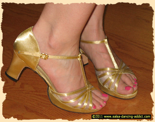 Salsa Dance Shoes