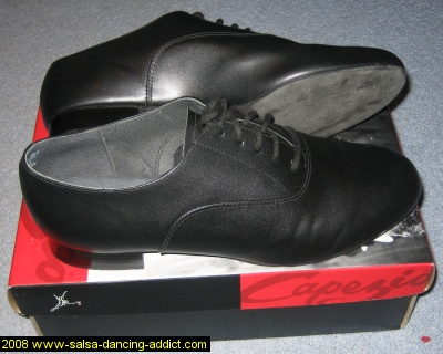Latin Dance Shoe New Side