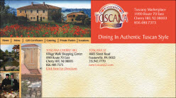 Toscana, Cherry Hill, NJ